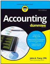 Accounting For Dummies: Edition 6