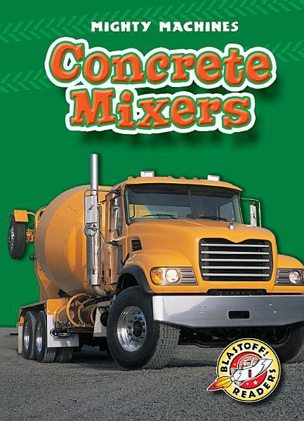 Concrete Mixers PDF