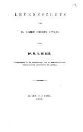 Levensschets van dr. Simke Heerts Rinkes