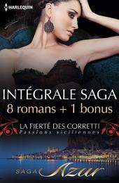 La fierté des Corretti : Passions siciliennes - l'intégrale