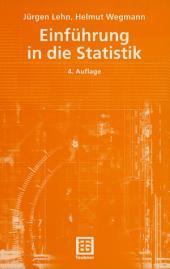 Einführung in die Statistik: Ausgabe 4
