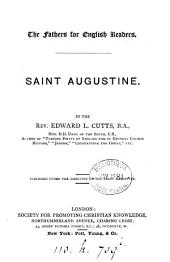 Saint Augustine. (Fathers for Engl. readers).