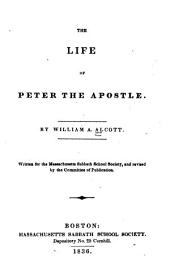 The life of Peter the apostle