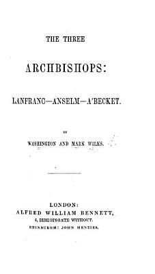 The Three Archbishops PDF
