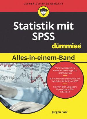 Statistik mit SPSS Alles in einem Band f  r Dummies PDF