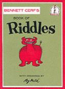 Book Of Riddles Book PDF