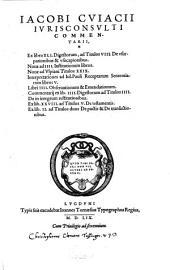 Commentarii ex libro Digestorum