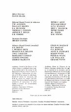 Acadiensis PDF