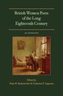 British Women Poets of the Long Eighteenth Century PDF