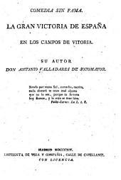 La gran victoria de España en los campos de Vitoria