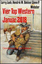 Vier Top Western Januar 2018: Cassiopeiapress Sammelband