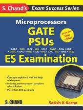 Microprocessors—GATE, PSUS AND ES Examination