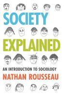 Society Explained PDF