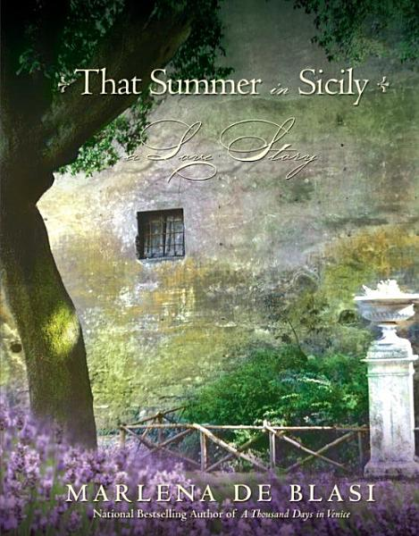 Download That Summer in Sicily Book