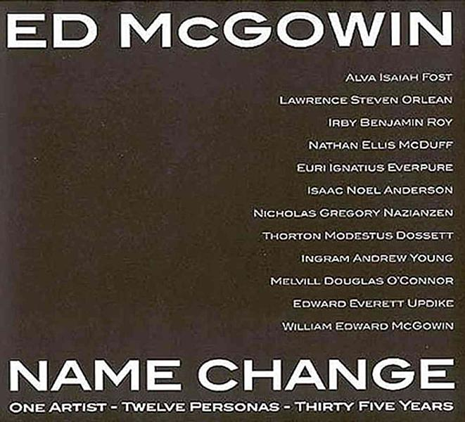 Download Ed McGowin Book