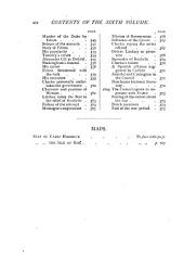 History of England from the Accession of James I. to the Outbreak of the Civil War 1603-1642: Volume 6