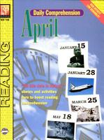 Daily Comprehension  April PDF