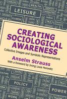 Creating Sociological Awareness PDF