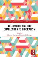 Toleration and the Challenges to Liberalism PDF