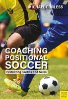 Coaching Positional Soccer PDF