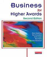 Business for Higher Awards PDF