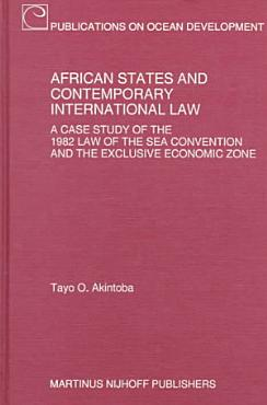 African States and Contemporary International Law PDF
