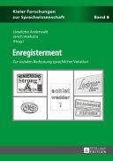 Enregisterment PDF