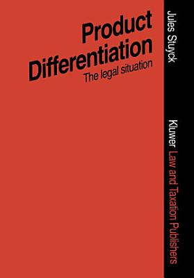 Product Differentiation in Terms of Packaging Presentation  Advertising  Trade Marks  ETC  PDF