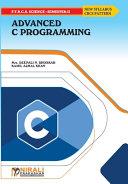 ADVANCED C PROGRAMMING PDF