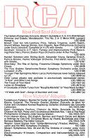 Schwann Long Playing Record Catalog PDF