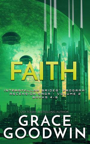 Faith  Ascension Saga  Books 4  5  6  Volume 2