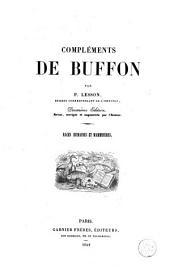 Compléments de Buffon, 2
