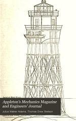 Appleton's Mechanics' Magazine and Engineers' Journal