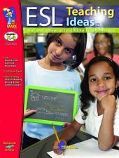ESL Teaching Ideas Gr. K-8