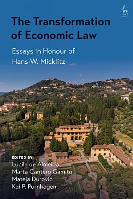 The Transformation of Economic Law PDF