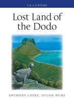 Lost Land of the Dodo PDF