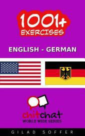 1001+ Exercises English – German