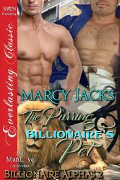 The Purring Billionaire's Pet [Billionaire Alphas 2]