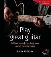 Play great guitar PDF