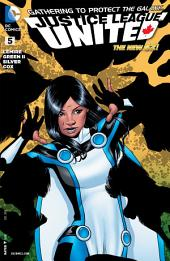 Justice League United (2014-) #5