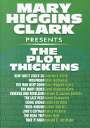 Download Mary Higgins Clark Presents The Plot Thickens Book