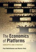 The Economics of Platforms
