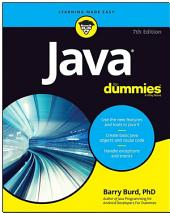 Java For Dummies: Edition 7