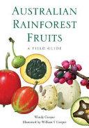 Australian Rainforest Fruits