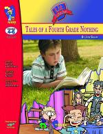 Tales of a Fourth Grade Nothing Lit Link Gr. 4-6