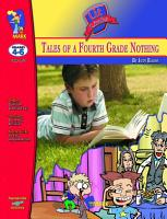 Tales of a Fourth Grade Nothing Lit Link Gr  4 6 PDF
