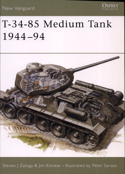 T 34 85 Medium Tank 1944   94 PDF