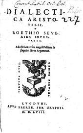 Dialectica Aristotelis