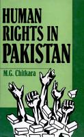 Human Rights in Pakistan PDF