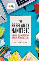 The Freelance Manifesto